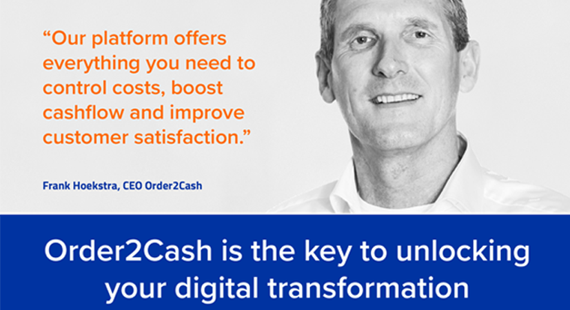 Order2Cash platform solution sheet